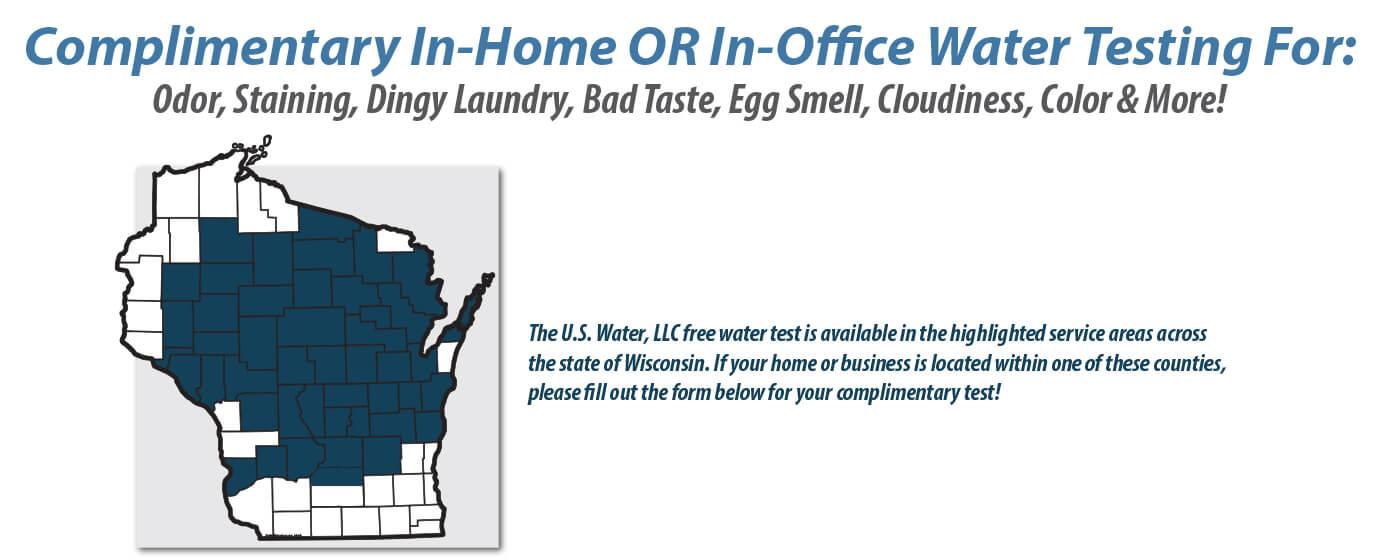 U.S. Water, LLC Free Water Test