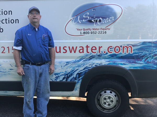 U.S. Water   Service Manager - Jerad