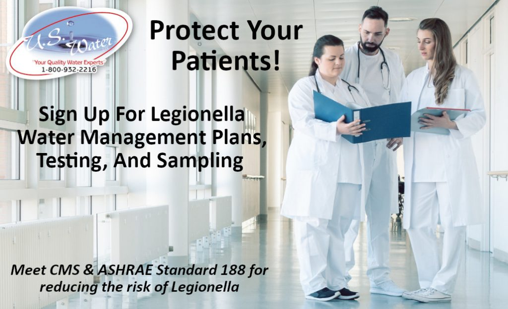 Legionella Testing Water Management Plan Sampling