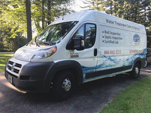 Water Softener Salt Delivery by U.S. Water in Wisconsin