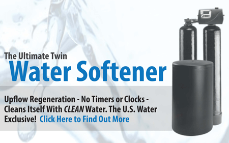 Ultimate Twin Water Softener System