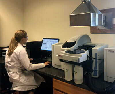 Wisconsin State-Certified Water Testing Lab