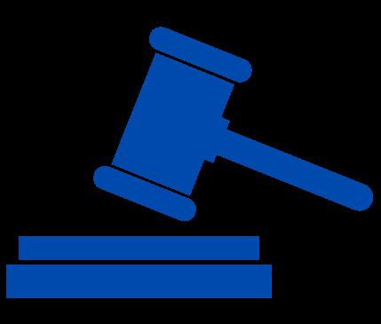U.S. Water legionella legal compliance cms gavel icon