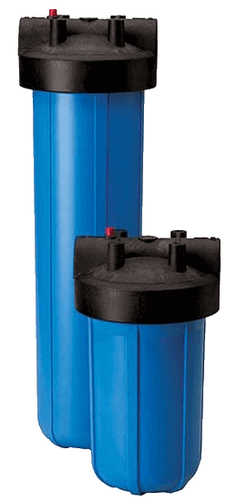 U.S. Water, LLC - Pentair Big Blue water filters
