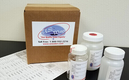 U.S. Water, LLC is now offering water testing kits for all kinds of applications.